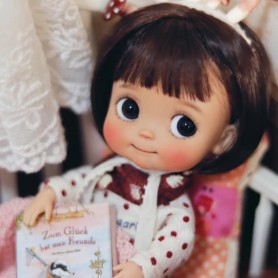IN STOCK : ADORABLE AMYDOLL POTATOES BERRY TAN DOLL LITTLE MURPHY BÉBÉ TAILLE OB11 STODOLL