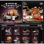 RE-MENT DOLL MINIATURE FRENCH WINE & PASTRY NENDOROID BARBIE FASHION ROYALTY BLYTHE PULLIP SYBARITE KINGDOM DIORAMA DOLLHOUSE