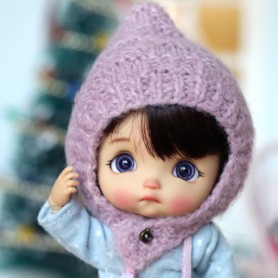 POPY HAT FOR BJD DOLL OB11 STODOLL AMY DOLL LATI WHITE SP PUKIPUKI OBITSU 11 MINI DOLLS