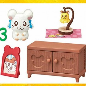 HAMUTARO HAMSTER FURNITURE ROOM MINIATURE RE-MENT REMENT DOLLS STODOLL OB11 BARBIE BLYTHE PULLIP DOLL