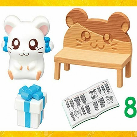 HAMUTARO HAMSTER MASCOT FURNITURE ROOM MINIATURE RE-MENT REMENT DOLLS STODOLL OB11 BARBIE BLYTHE PULLIP DOLL