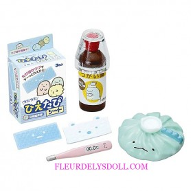 SUMIKKO GURASHI RE-MENT DRUG STORE MINIATURE REMENT DOLLS STODOLL OB11 BARBIE BLYTHE PULLIP DOLL 2018
