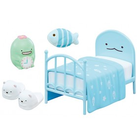 SUMIKKO GURASHI BEDROOM FURNITURE & ACCESSORIES RE-MENT MINIATURE DOLL STODOLL OB11 BARBIE BLYTHE PULLIP DOLL 2019