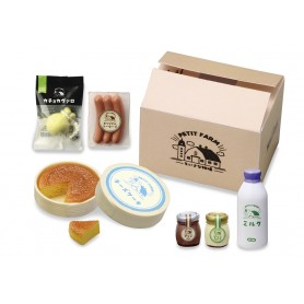 DAIRY FRESH PRODUCTS KITCHEN SET REMENT RE-MENT MINIATURE DOLL DIORAMA BARBIE BLYTHE PULLIP NENDOROID OB11 STODOLL