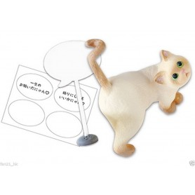 LOVELY RE-MENT CAT MINIATURE BARBIE FASHION ROYALTY LATI YELLOW PUKIFEE BJD BLYTHE PULLIP DOLLHOUSE DIORAMA DOLL