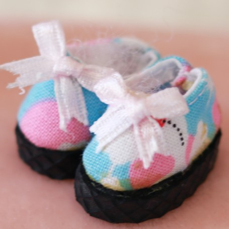 SHOES FOR BJD DOLL MEADOWDOLLS TWINKLES LATI YELLOW PUKIFEE AND OTHER SMALL DOLLS