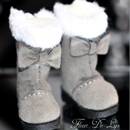 BOOTS FOR BJD DOLL MEADOWDOLLS TWINKLES LATI YELLOW PUKIFEE AND OTHER SMALL DOLLS