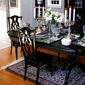 DINNING ROOM TABLE BARBIE FASHION ROYALTY SILKSTONE MONSTER HIGH BLYTHE PHICEN MOMOKO BJD 1/6