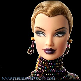 FASHION ROYALTY DOLL VERONIQUE PERRIN FROST MAUVE ABSOLUE COLLECTION 2003 RARE JASON WU INTEGRITY TOYS NRFB