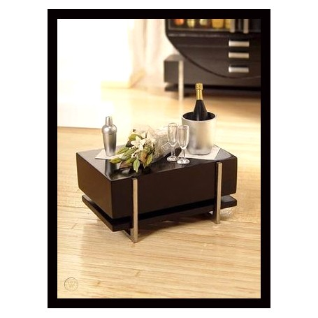 COFFEE TABLE CENTRAL FOCUS SET FASHION ROYALTY DOLL LUXURY MODERN DREAMER BED LOFT COLLECTION 2005 RARE JASON WU INTEGRITY TOYS