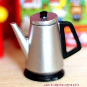 VINTAGE COFFEE MAKER DOLL MINIATURE NENDOROID STODOLL OB11 BARBIE BJD DOLLS BLYTHE PULLIP DIORAMAS PLAYSCALE DOLLHOUSE