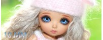 YEUX BJD 10 MM : LATI YELLOW, PUKIFEE, YOSD, SD, IPLEHOUSE...