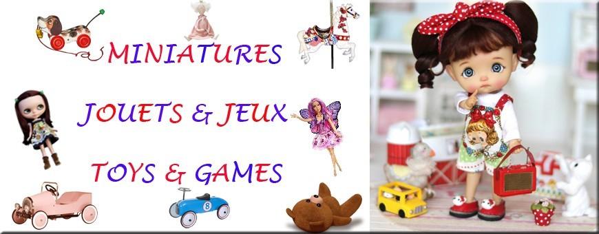 JEUX & JOUETS LOISIRS MINIATURE