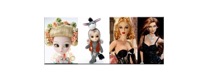 BJD Blythe Pullip Kingdom Ficon Avant Guard doll